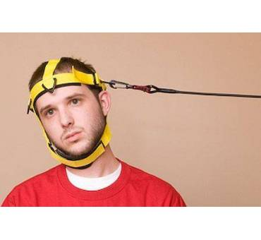 Kit Riabilitazione Fisioterapia Imbracatura Collo