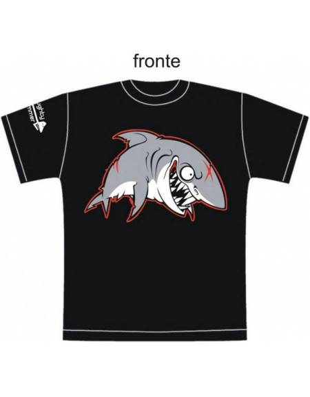 Maglietta T-Shirt Squalo Swimmer Wear