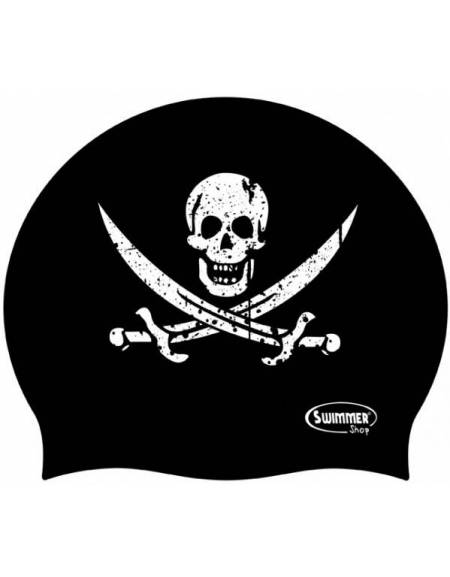 Cuffia teschio Pirata Calico Jack by Naughty Swimmer