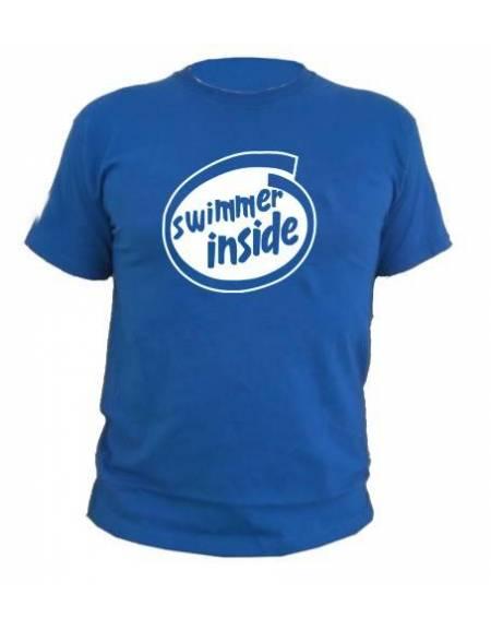 Tshirt Maglietta Swimmer Inside SwimmerWear