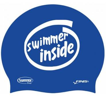 Cuffia Swimmer Inside in silicone