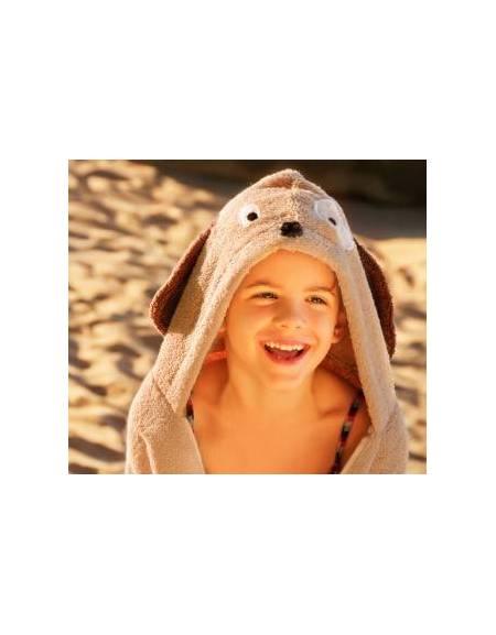 Asciugamano Cane con Cappuccio