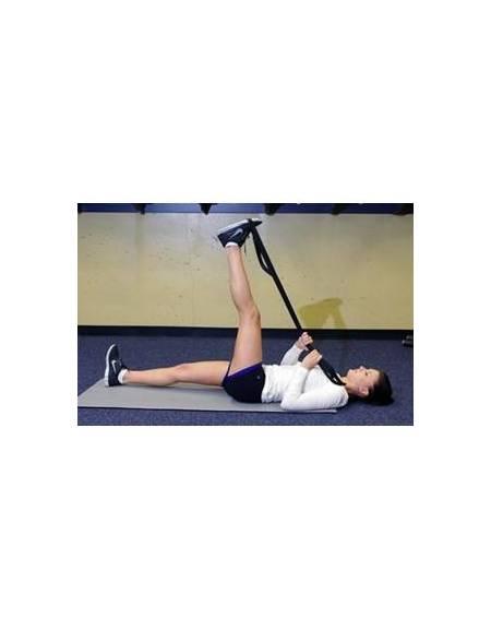 Elastico doppio Nylon ad asole per flessibilita e stretching