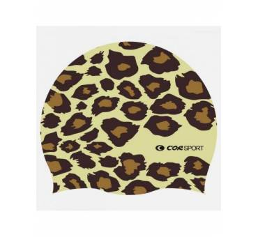 Cuffia in Silicone Leopardo CorSport