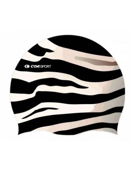 Cuffia in Silicone Zebra CorSport