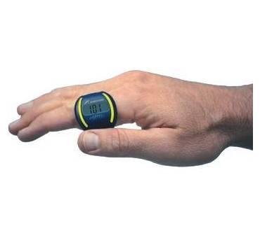 Stopwhatch cronometro digitale anello da dito per nuoto