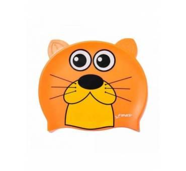 Cuffia Lontra Arancione Finis Bambino