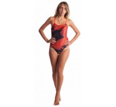 Costume allenamento donna Openback CHAOS SwimmerWear
