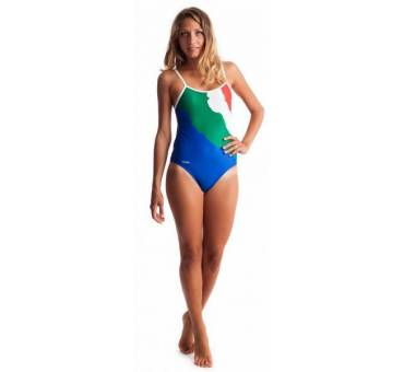 Costume allenamento donna Openback ITALIA SwimmerWear