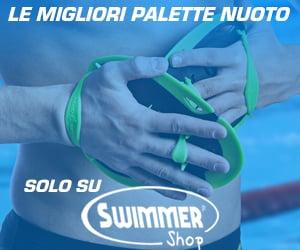 palette nuoto swimmershop
