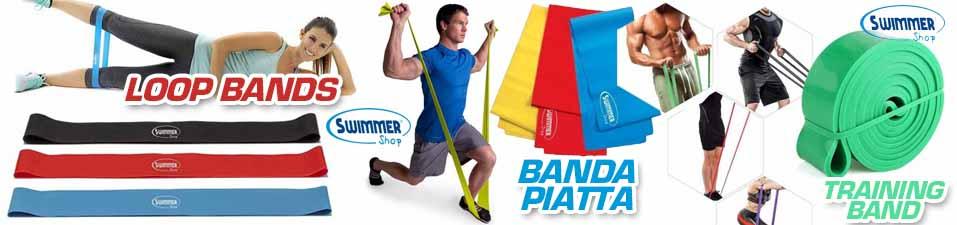 elastici da allenamento forti