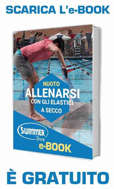 ebook gratuito allenamento elastici per nuotatori