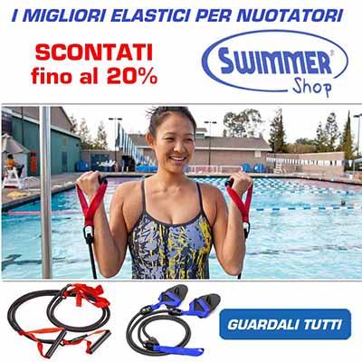 migliori elastici per nuotatori