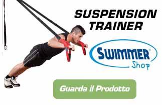 trx allenamento suspension trainer