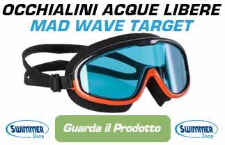 occhialini sicuri mare acque libere
