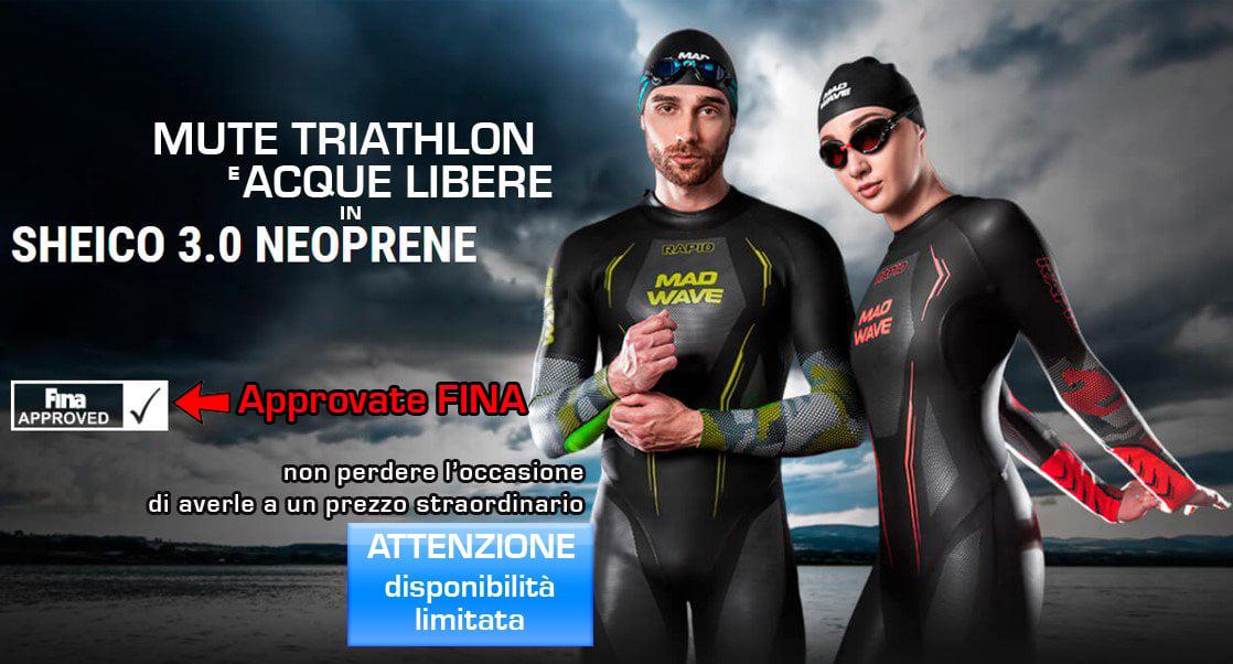 8f2b4824d9d6 Muta Nuoto Acque Libere, il Regolamento e le Approvate FINA, Ecco la Lista