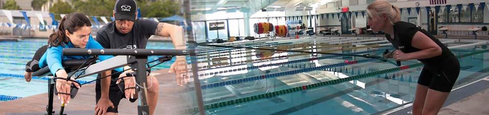 allenarsi a casa nuoto