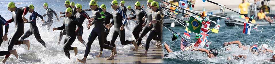 Tattiche e Trucchi per il Nuoto in Acque Libere