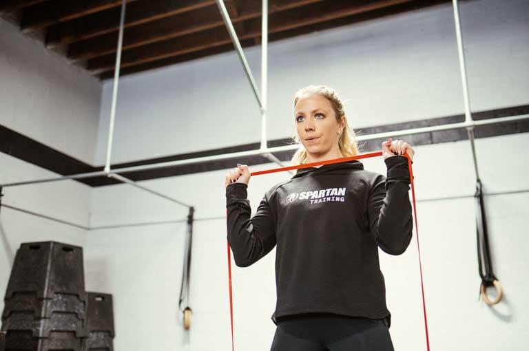 elastici allenamento training cerchi