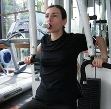 nuoto allena polmoni