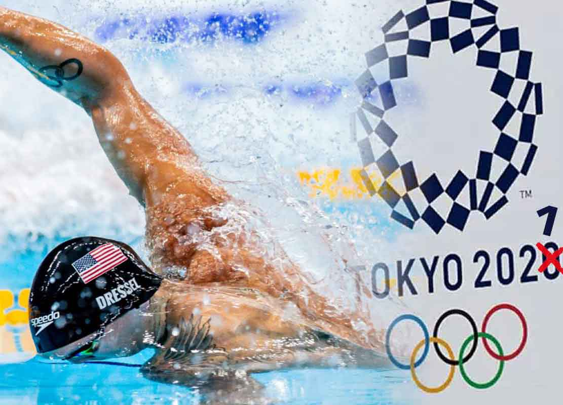 caleb dressel trucchi che ha usato alle olimpiadi