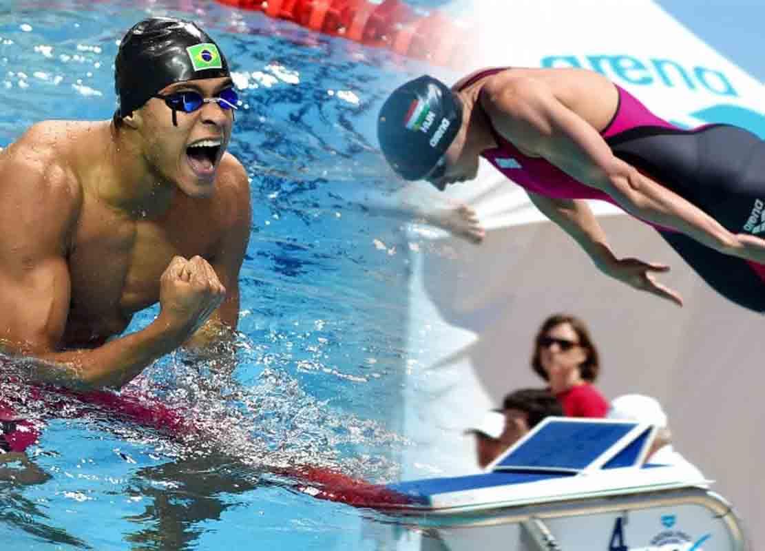 nuoto migliori serie allenamento