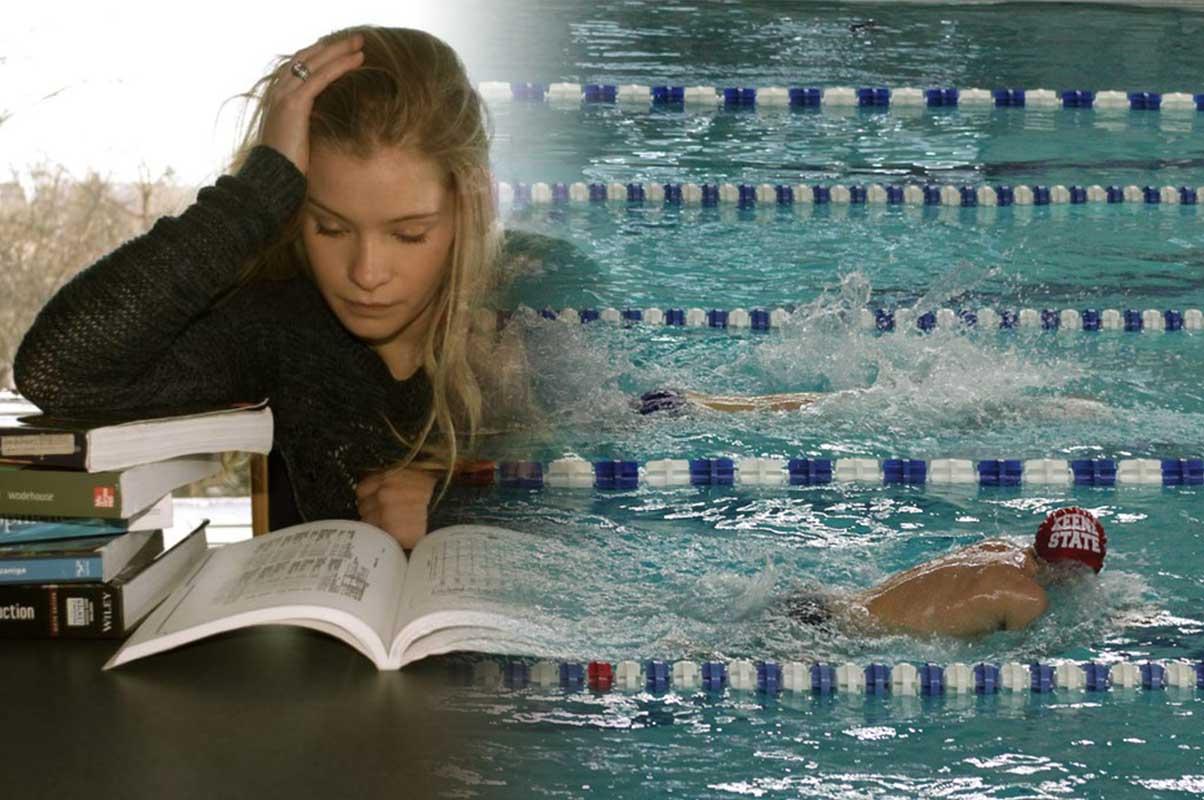 chi nuota è studente migliore