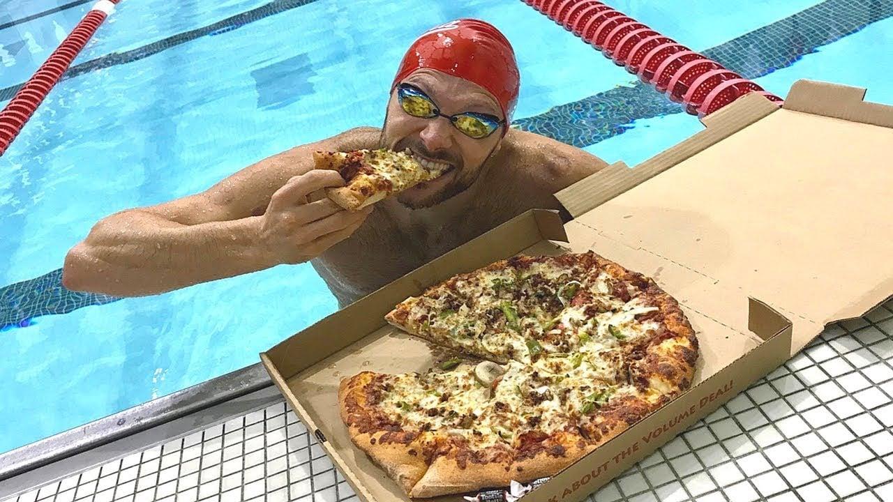 nutrizione nuoto