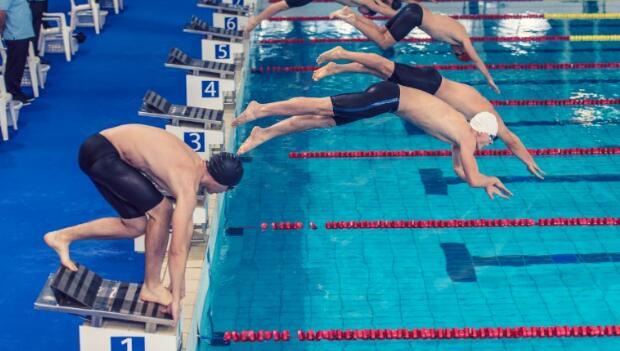 recupero scarico nuoto