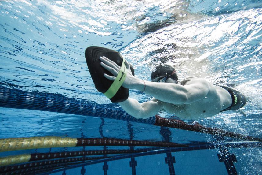 tavoletta piscina allineamento