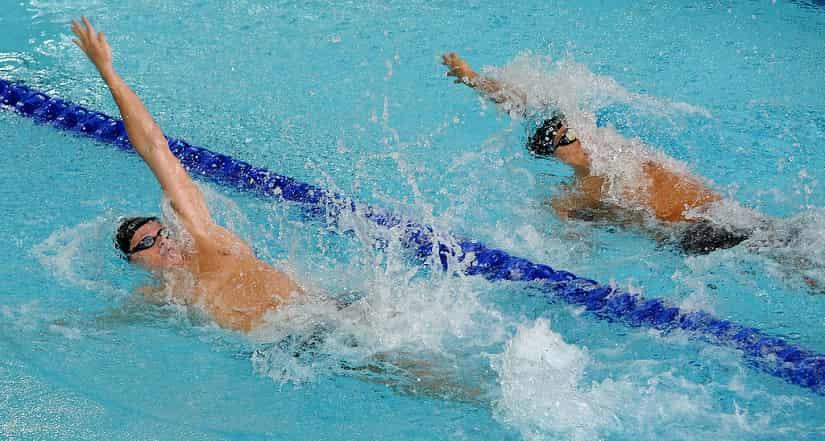 valutare i progressi nel nuoto