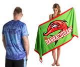 Abbigliamento personalizzato squadre nuoto