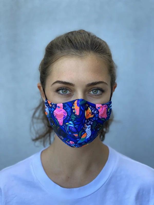 mascherina infinita riutilizzabile lavabile