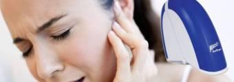 Risolvere il problema dell'acqua nelle orecchie con un'invenzione straordinaria