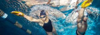 Palette nuoto - quando usarle