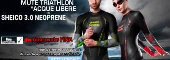 Muta Nuoto Acque Libere, il Regolamento e le Approvate FINA, Ecco la Lista