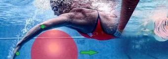 Il segreto per nuotare veloce