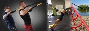 TRX allenamento in sospensione, la scienza dietro un metodo efficace