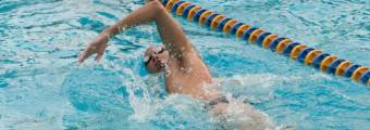 Allenamento sull'intervallo base nuoto